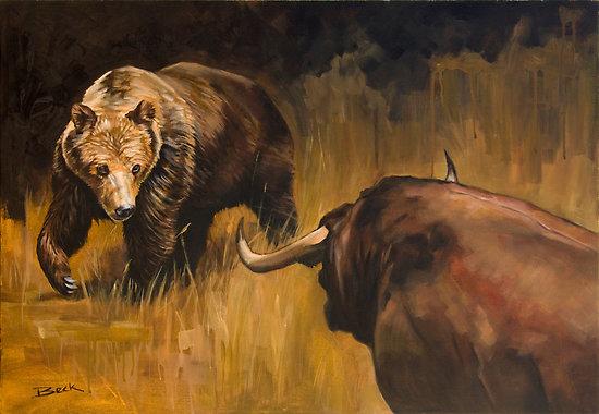 bull-n-bear-standoff