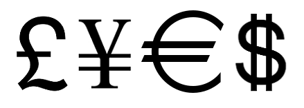 currency-symbols