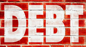 wall of debt